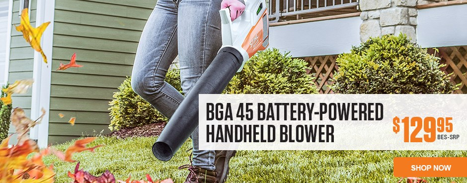BGA 45 Battery-Powered Handheld Blower